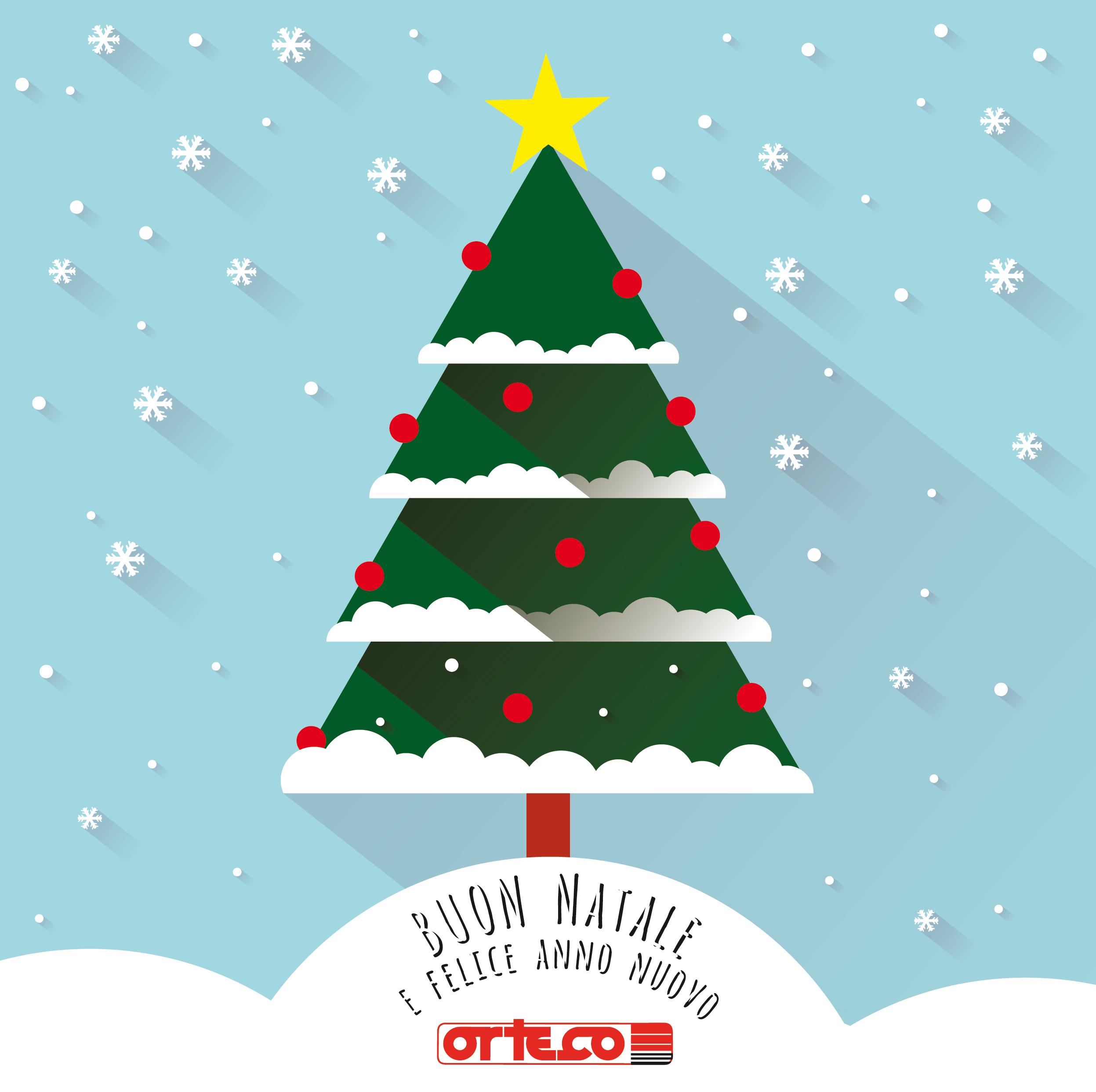 Orteco – Buon Natale